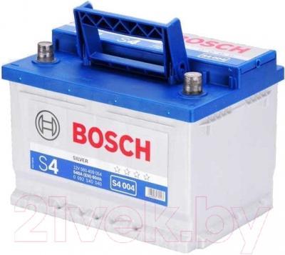 Автомобильный аккумулятор Bosch S4 004 560 409 054 (60 А/ч)