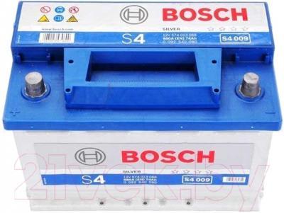Автомобильный аккумулятор Bosch S4 009 574 013 068 (74 А/ч)