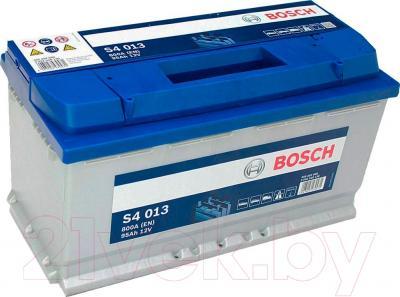 Автомобильный аккумулятор Bosch S4 Silver 95 R / 0092S40130 (95 А/ч)