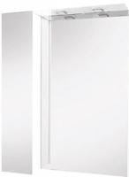 Шкаф с зеркалом для ванной Santek Рандеву 60 L (1.WH5L.1.477) -