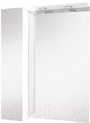 Шкаф с зеркалом для ванной Santek Рандеву 60 L (1.WH5L.1.477)