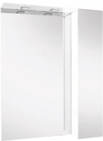 Шкаф с зеркалом для ванной Santek Рандеву 60 R (1.WH5R.1.477) -