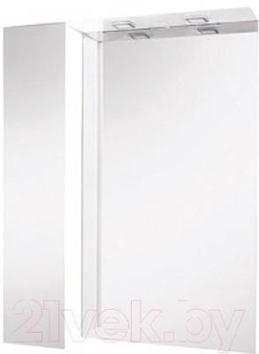 Шкаф с зеркалом для ванной Santek Рандеву 65 L (1.WH5L.1.476)