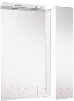 Шкаф с зеркалом для ванной Santek Рандеву 65 R (1.WH5R.1.476)