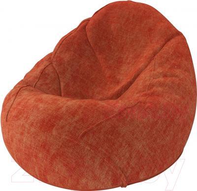 Бескаркасное кресло Meshok.by Велюр Лайт 11 (smart balls, L)