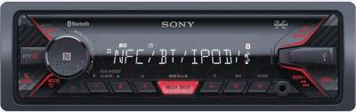Бездисковая автомагнитола Sony DSX-A400BT