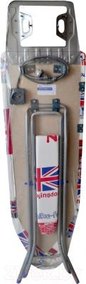 Гладильная доска Ника Белль Классик 3 / БК3 (Британский флаг)