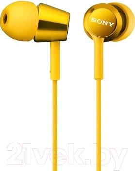 Наушники Sony MDR-EX150Y