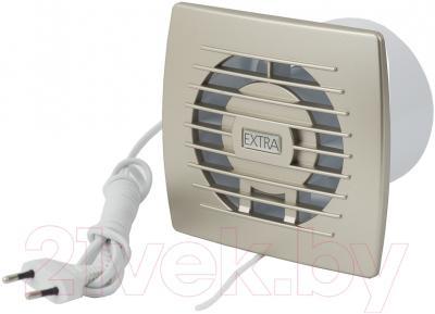 Вентилятор вытяжной Europlast  Extra E100WPG (золото)