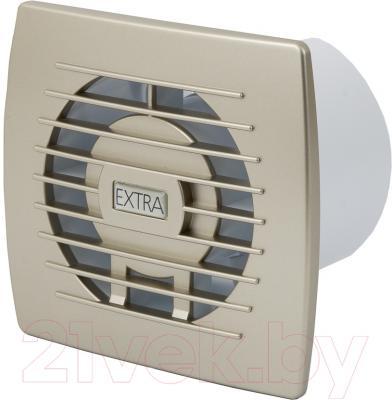 Вентилятор вытяжной Europlast Extra E100HTG (золото)
