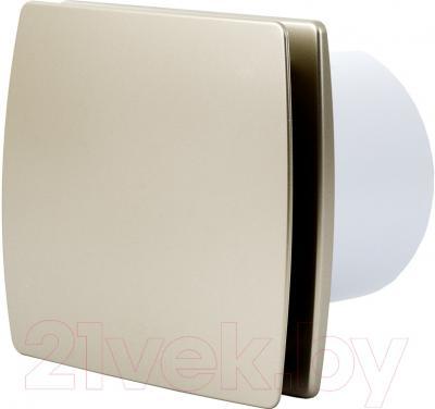 Вентилятор вытяжной Europlast Extra T100HTG (золото)