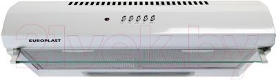 Вытяжка плоская Europlast H102-50 (белый)