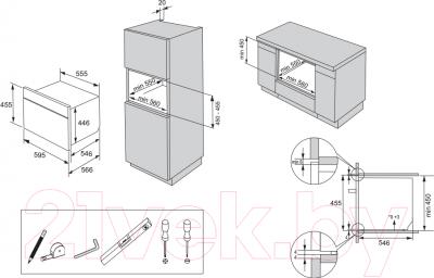 Микроволновая печь Asko OM8456S