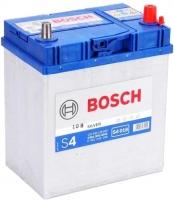 Автомобильный аккумулятор Bosch S4 018 540 126 033 JIS (40 А/ч) -