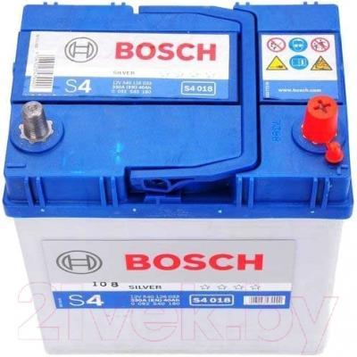 Автомобильный аккумулятор Bosch S4 018 540 126 033 JIS (40 А/ч)