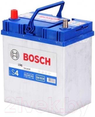 Автомобильный аккумулятор Bosch S4 019 540 127 033 JIS (40 А/ч)