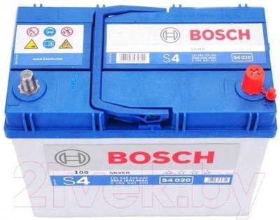 Автомобильный аккумулятор Bosch S4 020 545 155 033 JIS (45 А/ч)