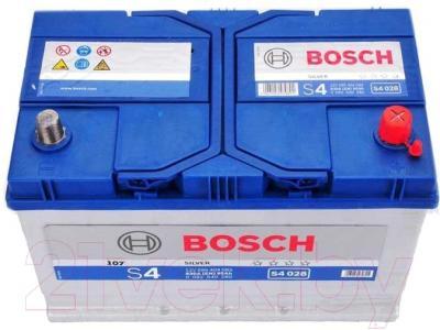 Автомобильный аккумулятор Bosch S4 028 595 404 083 JIS (95 А/ч)