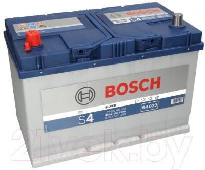 Автомобильный аккумулятор Bosch S4 029 595 405 083 JIS (95 А/ч)