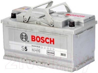 Автомобильный аккумулятор Bosch S5 010 585 200 080 / 0092S50100 (85 А/ч)