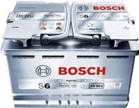 Автомобильный аккумулятор Bosch S6 001 570 901 076 (70 А/ч) -
