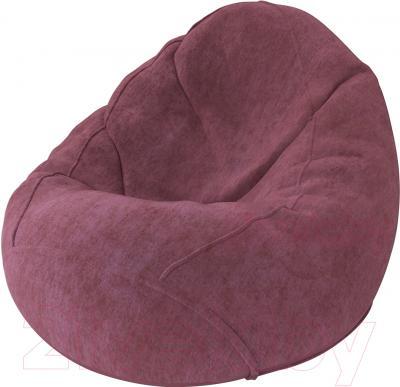 Бескаркасное кресло Meshok.by Велюр Лайт 13 (smart balls, M)
