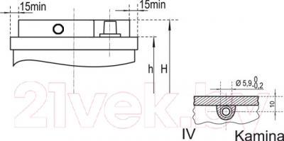 Лодочный аккумулятор Sznajder Marine 860 00 (100 А/ч)