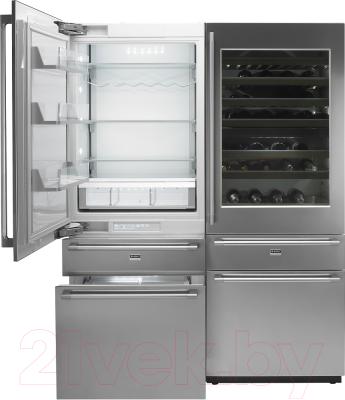 Холодильник с морозильником Asko RF2826S