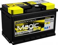 Автомобильный аккумулятор TAB Magic Stop&Go R 212060 (60 А/ч) -