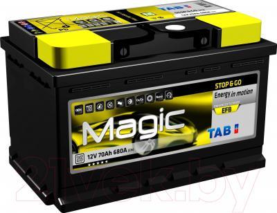 Автомобильный аккумулятор TAB Magic Stop&Go R 212060 (60 А/ч)