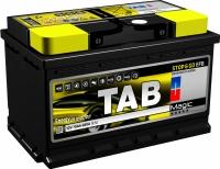 Автомобильный аккумулятор TAB Magic Stop&Go EFB R 212090 (90 А/ч) -