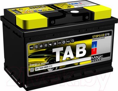 Автомобильный аккумулятор TAB Magic Stop&Go EFB R 212090 (90 А/ч)