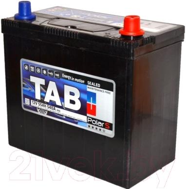 Автомобильный аккумулятор TAB Polar S Asia 246855 (55 А/ч)