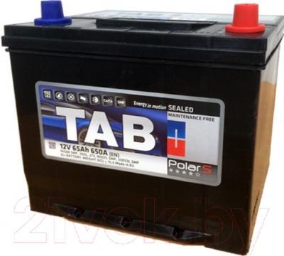 Автомобильный аккумулятор TAB Polar S Asia 246865 (65 А/ч)