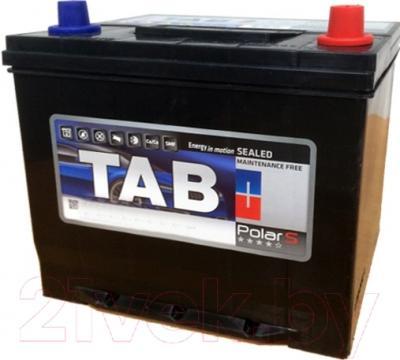 Автомобильный аккумулятор TAB Polar S Asia 246875 (75 А/ч)