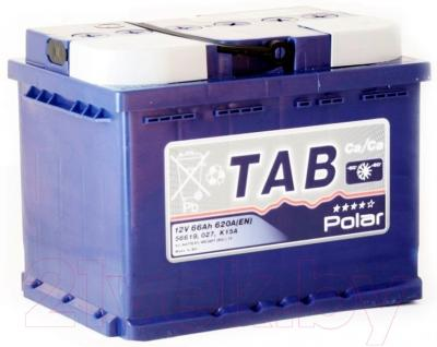 Автомобильный аккумулятор TAB Polar Blue 66 R (66 А/ч)