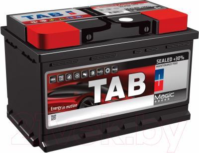 Автомобильный аккумулятор TAB Magic 189063 (62 А/ч)