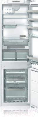 Холодильник с морозильником Asko RFN2274I