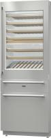 Холодильник с винным шкафом Asko RWF2826S -