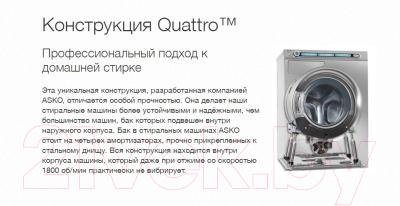 Стиральная машина Asko W68843 W
