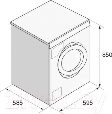 Стиральная машина Asko W6884D W