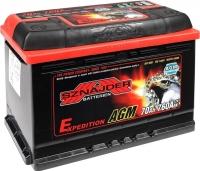 Автомобильный аккумулятор Sznajder AGM 95 R (95 А/ч) -