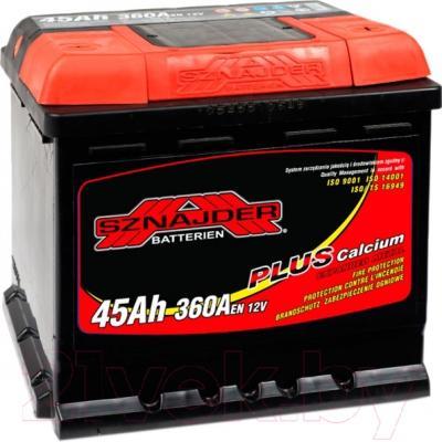 Автомобильный аккумулятор Sznajder Ultra 545 59 (45 А/ч)