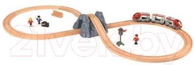 Элемент железной дороги Brio Туннель в горе 33106