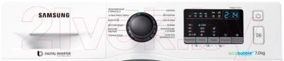 Стиральная машина Samsung WW7EJ42104WDLP