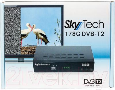 Тюнер цифрового телевидения Skytech 178G DVB-T2