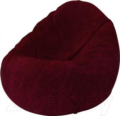 Бескаркасное кресло Meshok.by Велюр Лайт 14 (smart balls, XL)