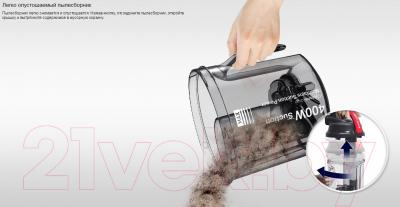 Пылесос Samsung SC15H4011V / VC15H4011VR/EV
