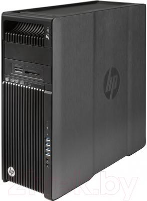 Системный блок HP Z640 Workstation (G1X55EA)