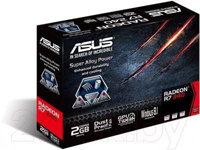 Видеокарта Asus R7240-2GD3-L